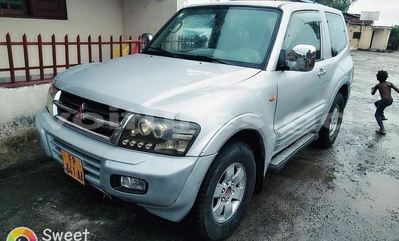 Acheter Occasion Voiture Mitsubishi Montero Sport Gris à Libreville, Estuaire