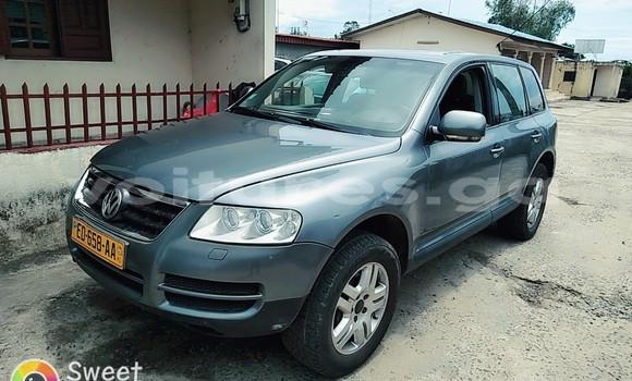 Acheter Occasion Voiture Volkswagen Touareg Gris à Libreville, Estuaire