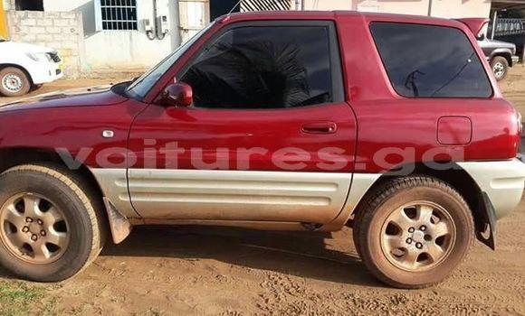 Acheter Importé Voiture Toyota RAV4 Rouge à Port–Gentil, Ogooué-Maritime