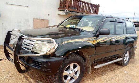 Acheter Importer Voiture Toyota Land Cruiser Noir à Libreville, Estuaire