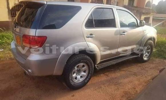 Acheter Importé Voiture Toyota Fortuner Gris à Libreville, Estuaire