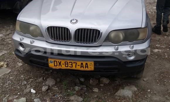 Acheter Occasion Voiture BMW X5 Blanc à Libreville, Estuaire
