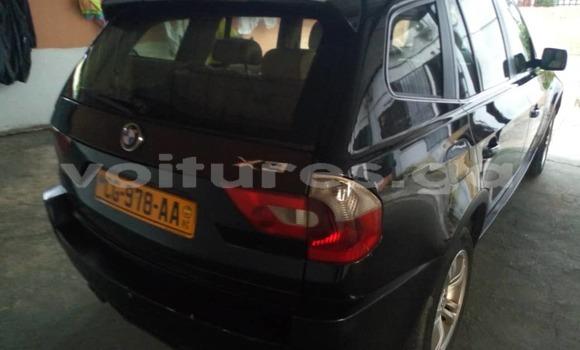 Acheter Occasion Voiture BMW X3 Noir à Libreville, Estuaire