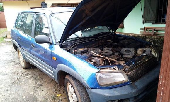 Acheter Importé Voiture Toyota RAV4 Bleu à Libreville, Estuaire