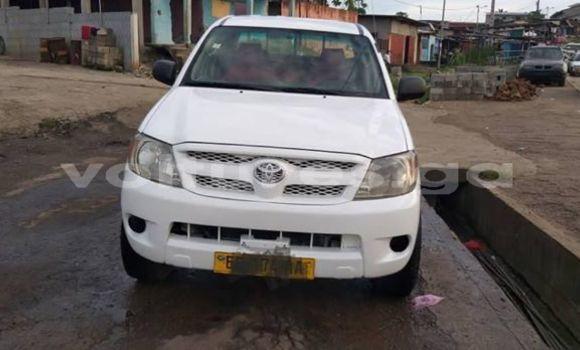 Acheter Importé Voiture Toyota Hilux Blanc à Libreville, Estuaire
