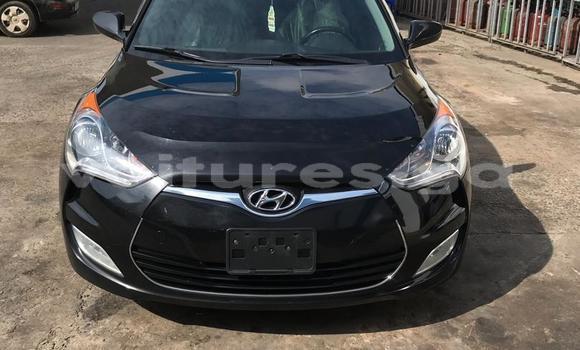 Acheter Occasion Voiture Hyundai Veloster Noir à Libreville, Estuaire