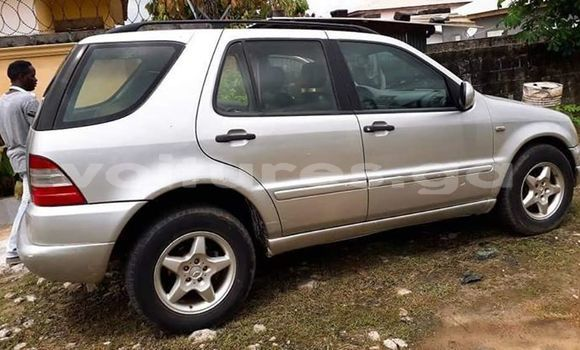 Acheter Occasion Voiture Mercedes‒Benz ML–Class Gris à Port–Gentil, Ogooué-Maritime