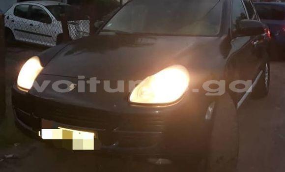 Acheter Occasion Voiture Porsche Cayenne Noir à Port–Gentil, Ogooué-Maritime