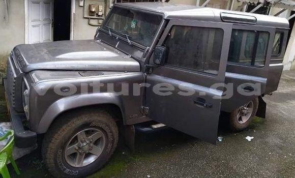 Acheter Occasion Voiture Land Rover Defender Autre à Libreville, Estuaire