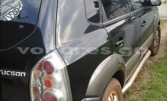 Acheter Occasion Voiture Hyundai Tucson Noir à Port–Gentil, Ogooué-Maritime