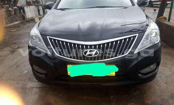 Acheter Occasion Voiture Hyundai Grandeur Noir à Libreville, Estuaire
