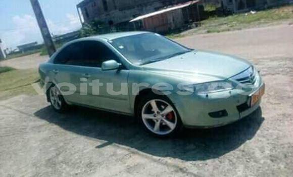 Acheter Occasion Voiture Mazda 6 Vert à Libreville, Estuaire