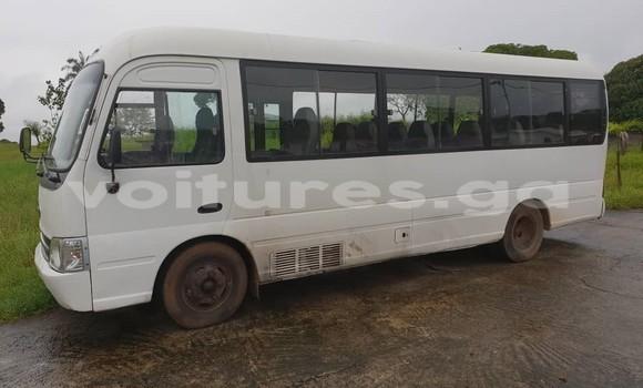 Acheter Occasion Voiture Hyundai Cargo Blanc à Libreville, Estuaire
