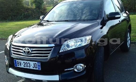 Acheter Occasion Voiture Toyota RAV4 Noir à Libreville, Estuaire