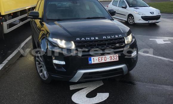 Acheter Occasion Voiture Land Rover Range Rover Evoque Noir à Libreville, Estuaire