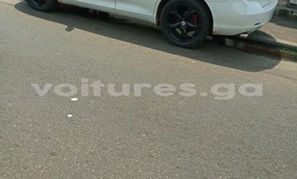 Acheter Occasion Voiture Toyota Avanza Blanc à Libreville, Estuaire