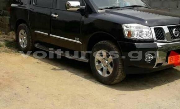 Acheter Occasion Voiture Nissan Armada Noir à Oyem, Woleu-Ntem