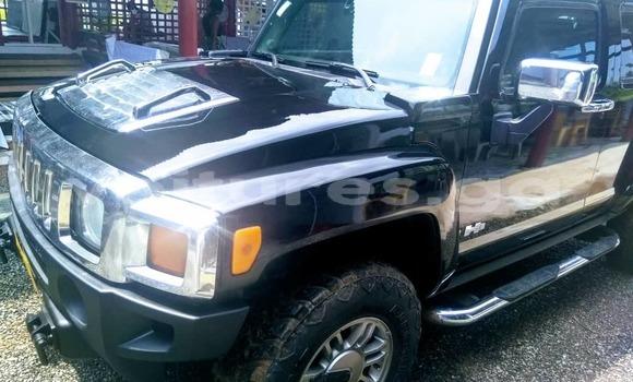 Acheter Occasion Voiture Hummer H3 Noir à Libreville, Estuaire