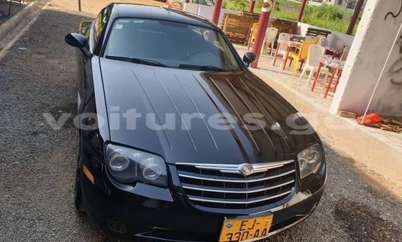 Acheter Occasion Voiture Chrysler Crossfire Noir à Libreville, Estuaire