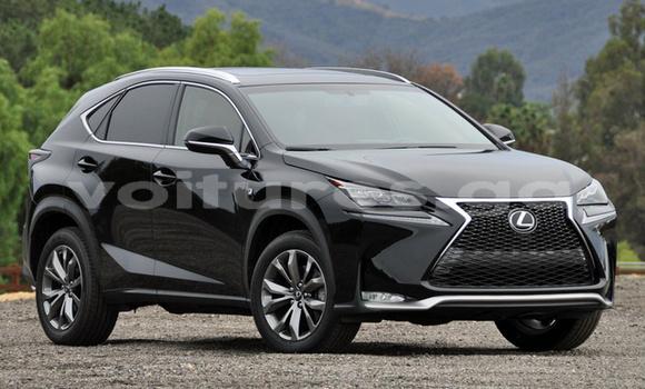 Acheter Occasion Voiture Lexus NX Noir à Libreville, Estuaire