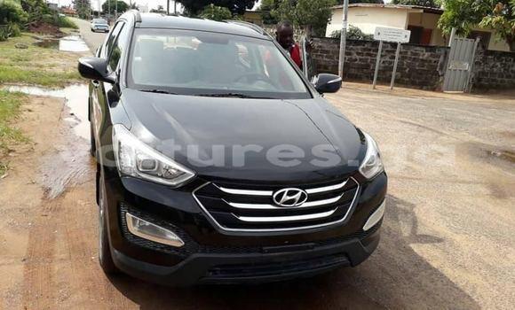 Acheter Occasion Voiture Hyundai Santa Fe Noir à Port–Gentil, Ogooué-Maritime