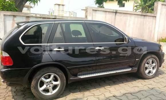 Acheter Occasion Voiture BMW 1er Noir à Libreville, Estuaire