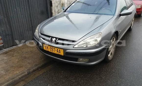 Acheter Occasion Voiture Peugeot 607 Autre à Libreville, Estuaire