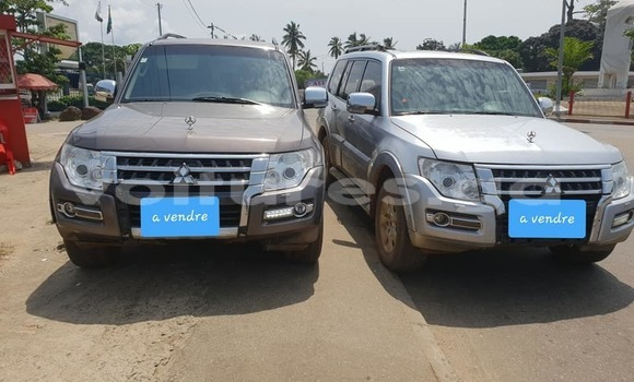 Acheter Occasion Voiture Mitsubishi Pajero Autre à Libreville, Estuaire