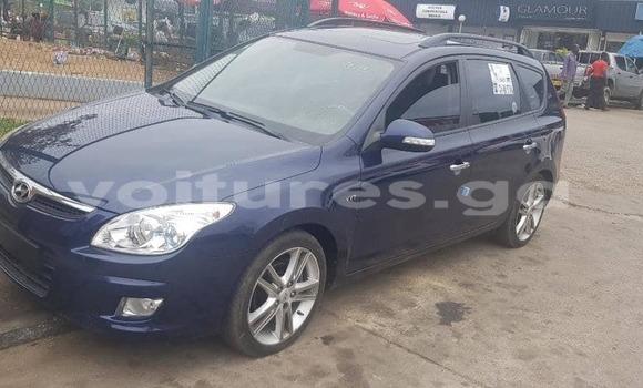 Acheter Occasion Voiture Hyundai i30 Bleu à Libreville, Estuaire