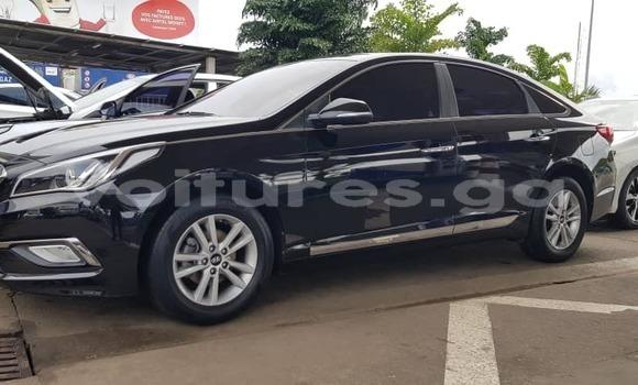Acheter Occasion Voiture Hyundai Sonata Noir à Libreville, Estuaire