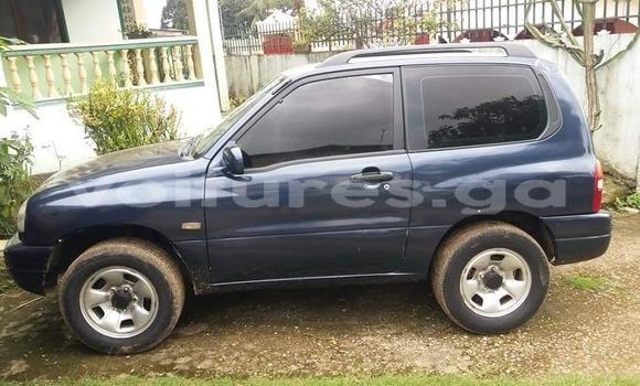 Acheter Occasion Voiture Suzuki Grand Vitara Bleu à Libreville, Estuaire
