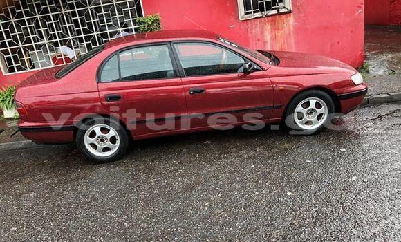 Acheter Occasion Voiture Toyota Carina E Rouge à Libreville, Estuaire