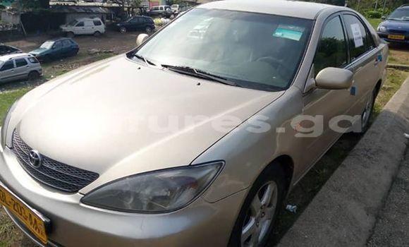 Acheter Occasion Voiture Toyota Camry Gris à Libreville, Estuaire