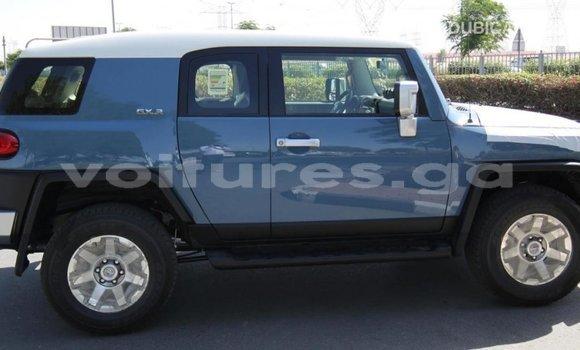 Acheter Importé Voiture Toyota FJ Cruiser Bleu à Import - Dubai, Estuaire