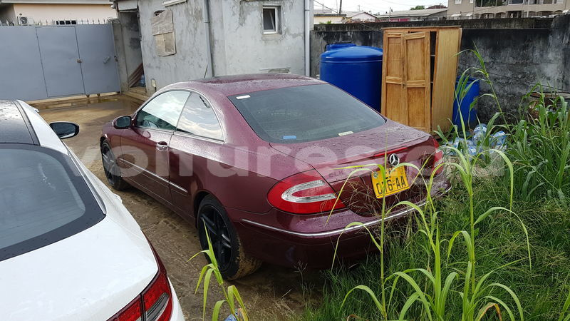 Big with watermark mercedes benz clk class estuaire libreville 7231