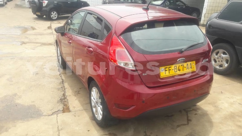 Big with watermark ford fiesta estuaire libreville 7299