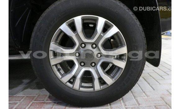 Acheter Importé Voiture Ford Ranger Noir à Import - Dubai, Estuaire