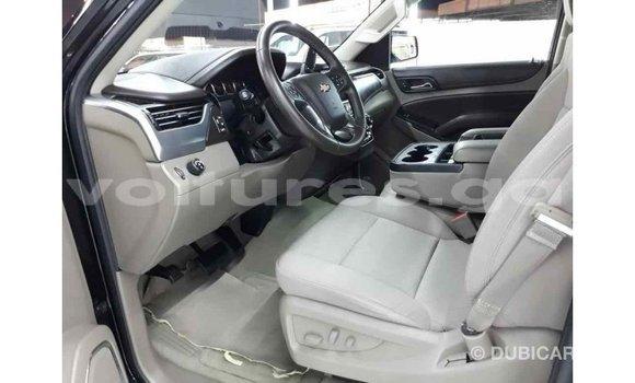 Acheter Importé Voiture Chevrolet Tahoe Noir à Import - Dubai, Estuaire