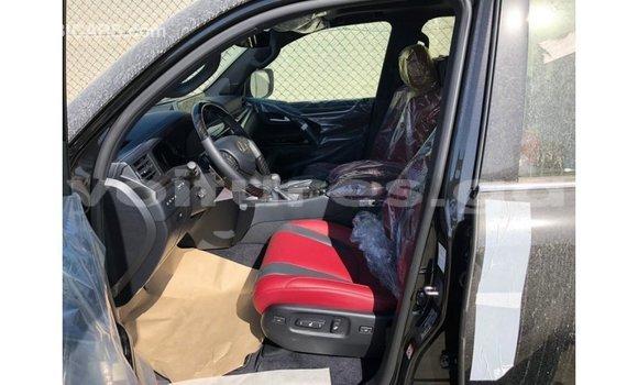 Acheter Importé Voiture Lexus LX Noir à Import - Dubai, Estuaire