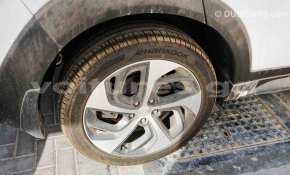 Acheter Importé Voiture Hyundai Tucson Blanc à Import - Dubai, Estuaire