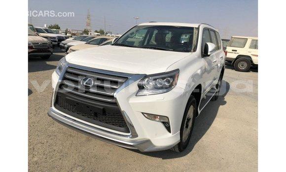 Acheter Importé Voiture Lexus GX Blanc à Import - Dubai, Estuaire