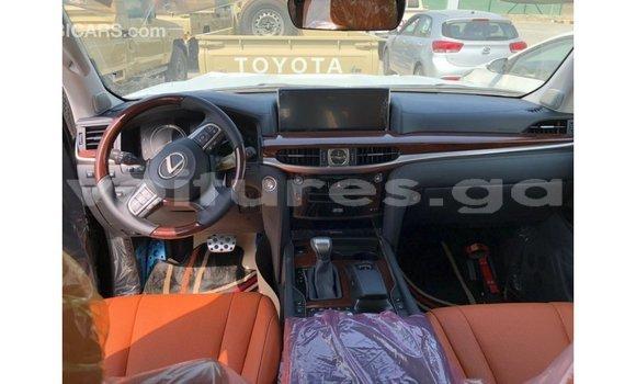 Acheter Importé Voiture Lexus LX Autre à Import - Dubai, Estuaire