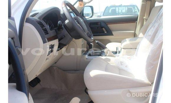 Acheter Importé Voiture Toyota Land Cruiser Blanc à Import - Dubai, Estuaire