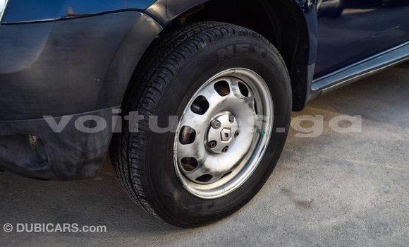 Acheter Importé Voiture Renault Duster Bleu à Import - Dubai, Estuaire