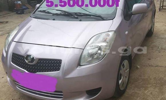 Acheter Occasion Voiture Toyota Yaris Autre à Libreville, Estuaire