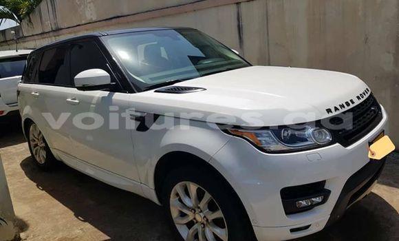 Acheter Occasion Voiture Land Rover Range Rover Evoque Blanc à Libreville, Estuaire