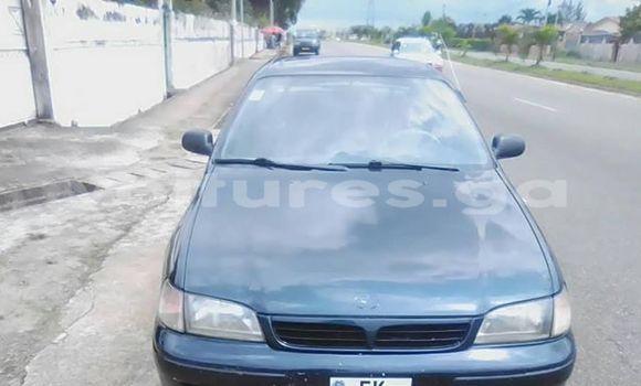 Acheter Occasion Voiture Toyota Carina E Bleu à Libreville, Estuaire