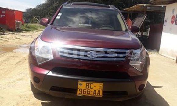 Acheter Occasion Voiture Suzuki Grand Vitara Rouge à Libreville, Estuaire
