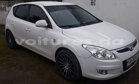 Acheter Occasion Voiture Hyundai i20 Blanc à Port–Gentil, Ogooué-Maritime