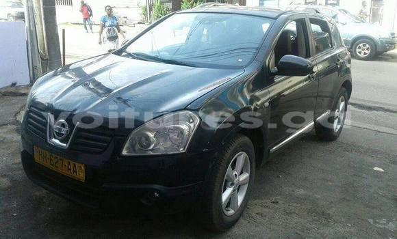 Acheter Occasion Voiture Nissan Qashqai Noir à Libreville, Estuaire